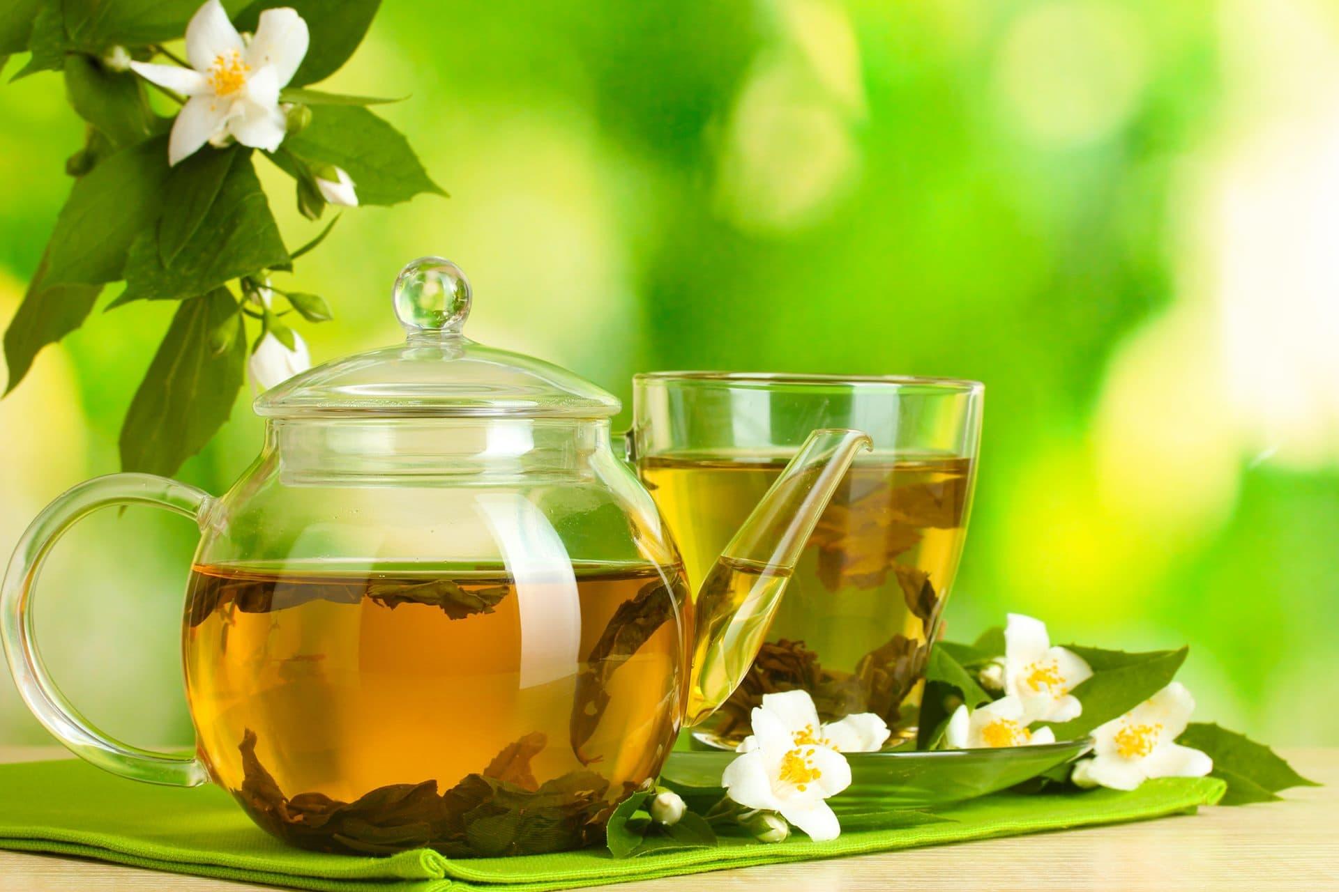 Green Tea Benefits For Natural Hair